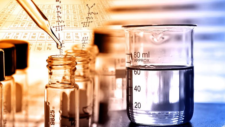 Kemins upptäckter