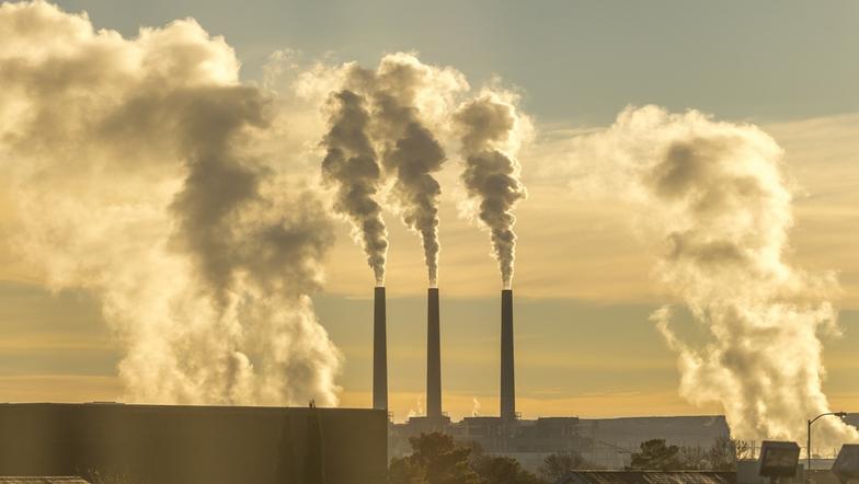 Avfall och utsläpp